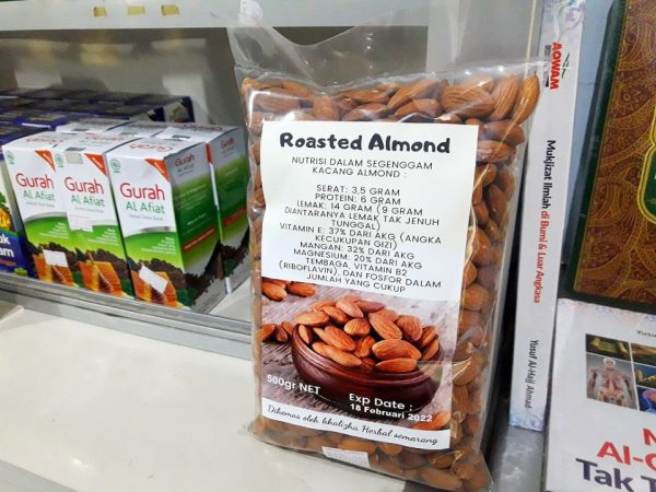 kacang almond, kacang almond semarang, agen kacang almond semarang, agen kacang almond, kandungan kacang almond, kacang almond 250gram, kacang almond 500gram, kacang almond 1kg, jual kacang almond semarang, harga kacang almond semarang, manfaat kacang almond, manfaat kacang almond, khasiat kacang alomond, kacang almond siap makan, kacang almond goreng, jual kacang almond asli di semarang, harga kacang almond semarang, beli kacang almond semarang, toko herbal semarang, alamat toko herbal di semarang, toko herbal di semarang, jual obat herbal semarang, toko herbal murah di semarang, herbal semarang, toko herbal pedurungan, toko herbal tlogosari, toko herbal semarang timur